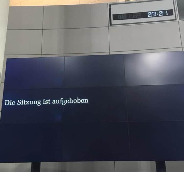 Bericht aus Berlin – KW 3