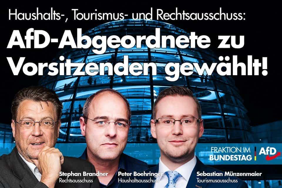 Bericht aus Berlin – KW 5