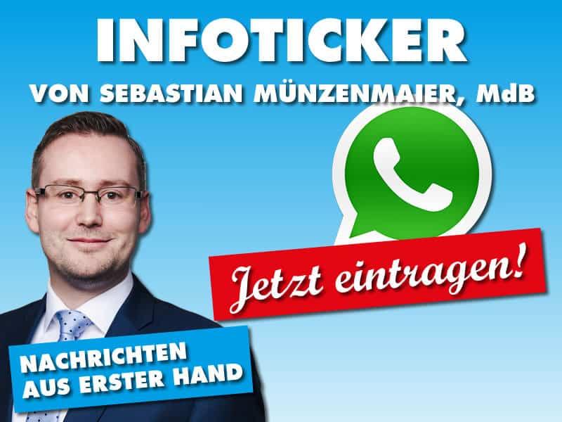 Sebastian Münzenmaier Infoticker