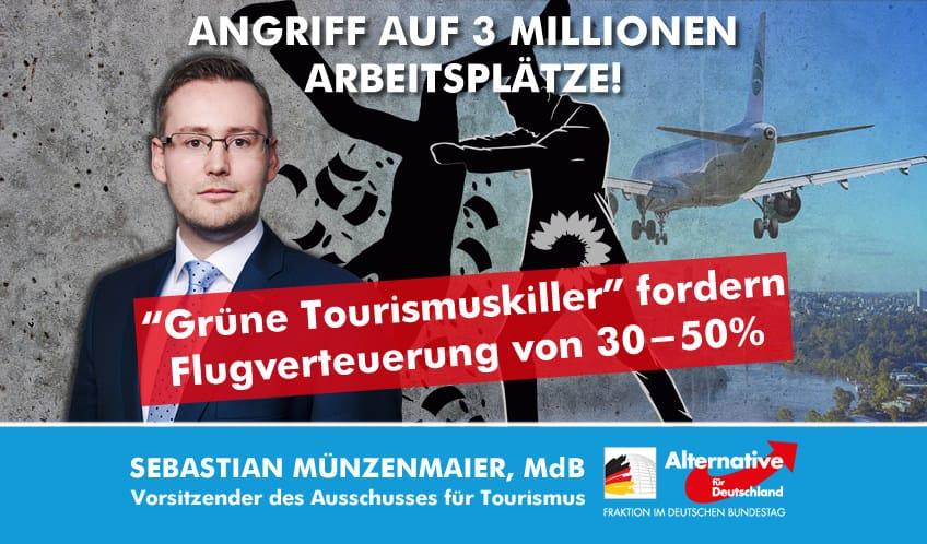 """""""Grüne Tourismuskiller"""" stoppen!"""