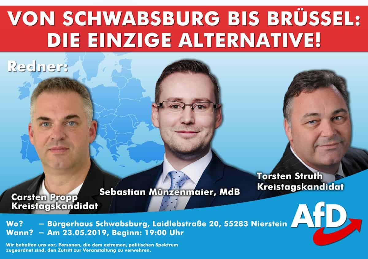 Veranstaltung in Schwabsburg
