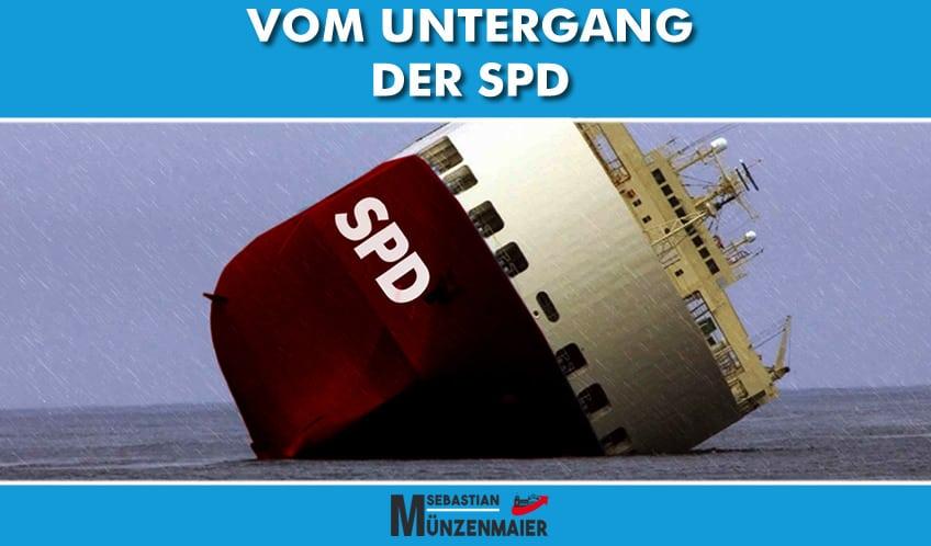 Der Untergang der SPD