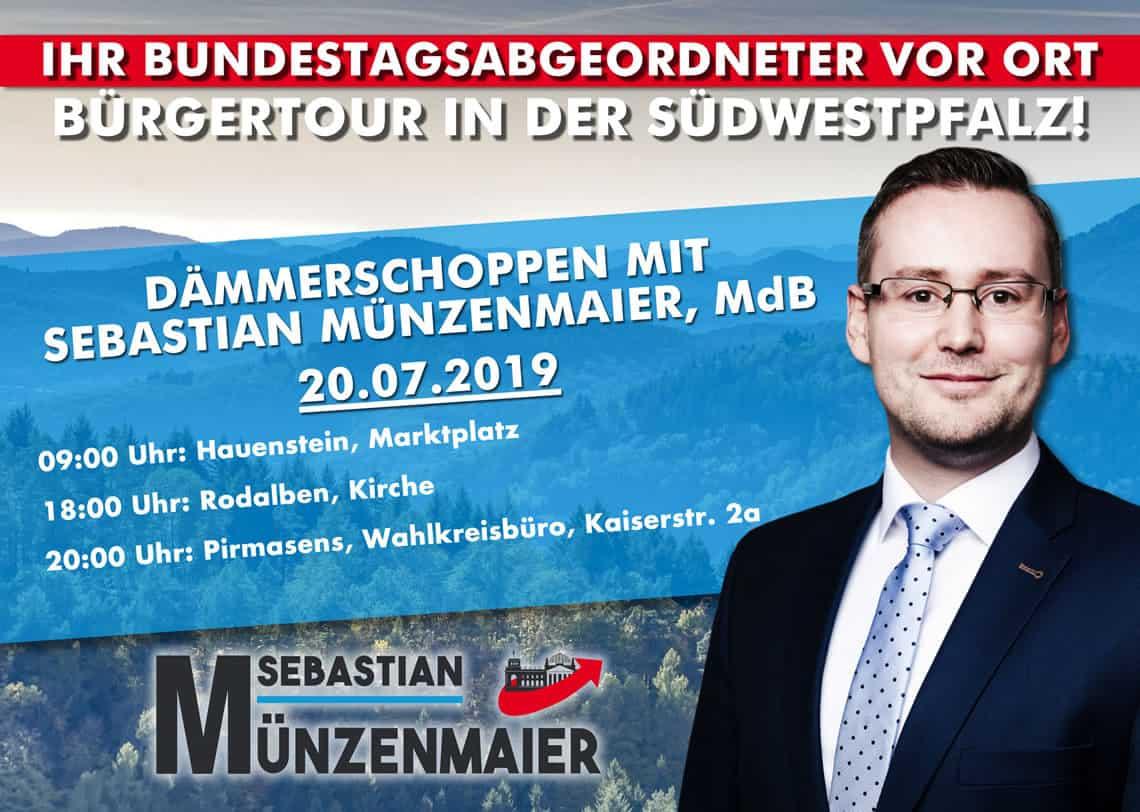 Südwestpfalz Bürgertour