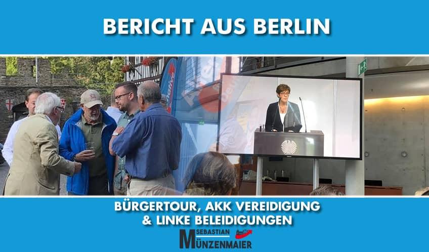 Bericht aus Berlin KW30