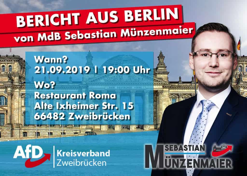 Bericht Aus Berlin Heute