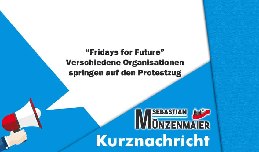Fridays for Future Streikwoche
