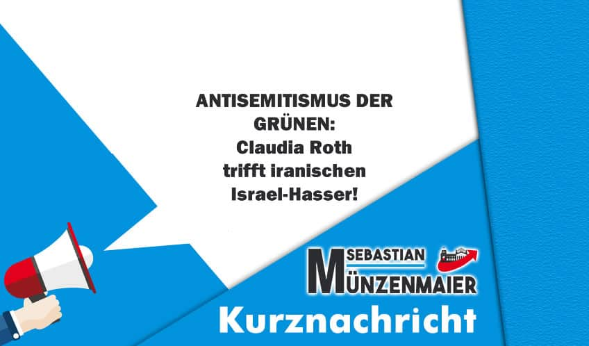 Antisemitismus in grün