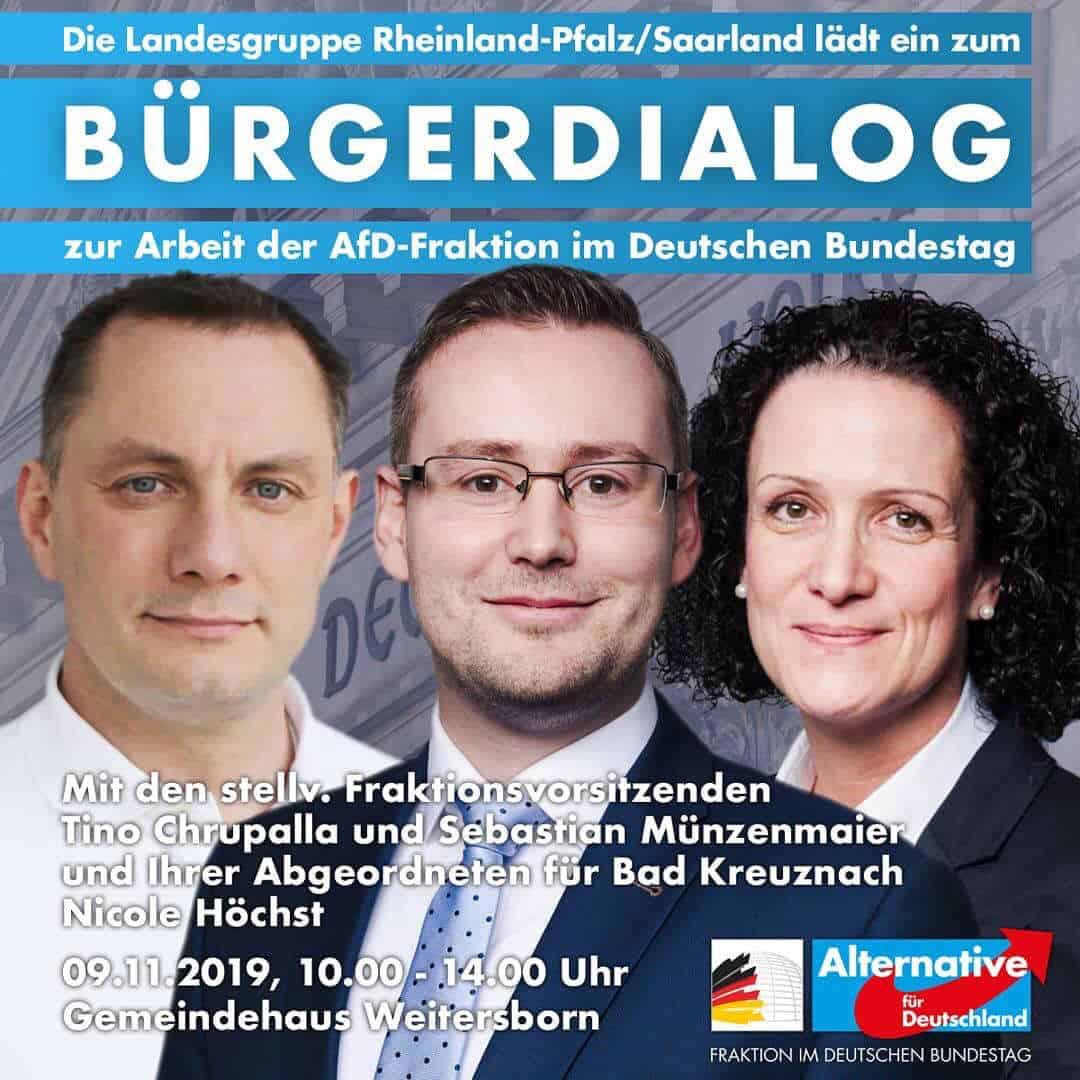 Bürgerdialog Weitersborn