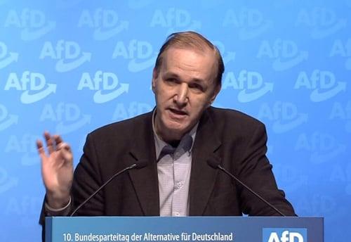 Gottfried Curio - Bundesparteitag