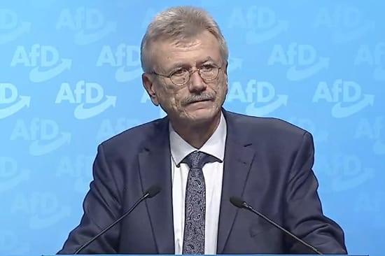 Siegfried Reichert - Parteitag