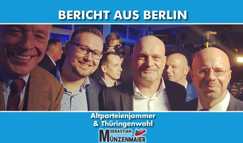 Bericht aus Berlin KW 44 / 2019