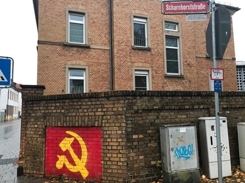 Komunistenpropaganda