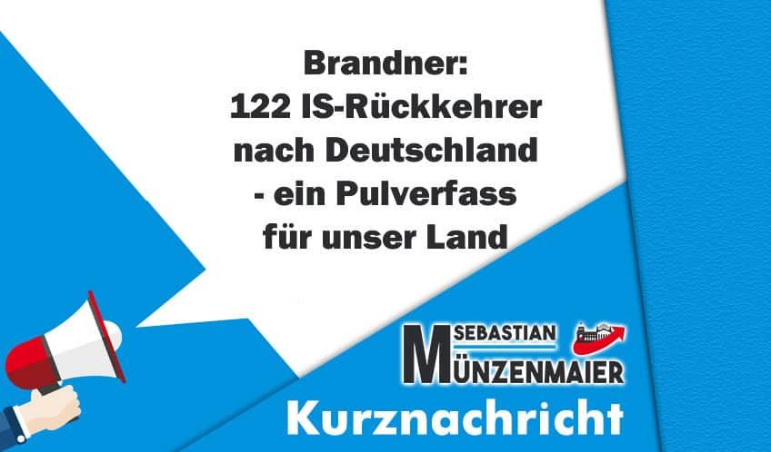Pressemitteilung von Stephan Brandner