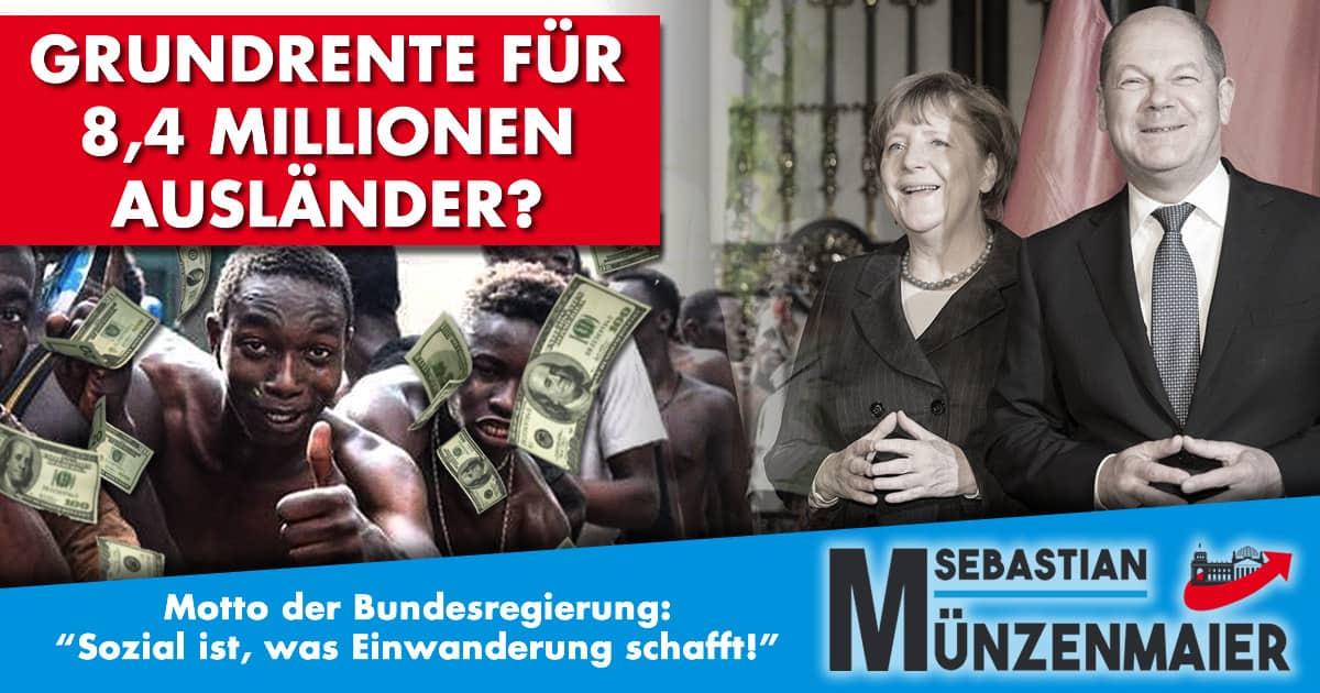 8,4 Millionen für Ausländer