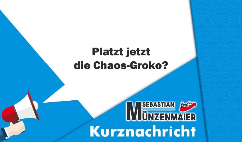 Nach SPD-Wahl: Platzt jetzt die Chaos-Groko?