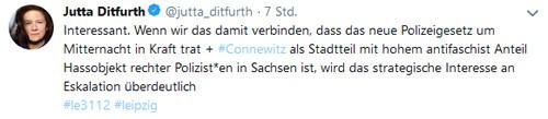 Ditfurth - Connewitz