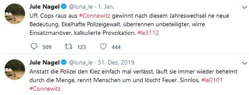 Jule Nagel - Connewitz
