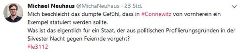 Michael Neuhaus - Connewitz