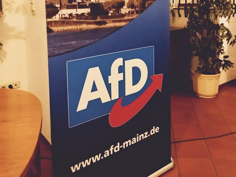 Neujahrsempfang AfD-Mainz
