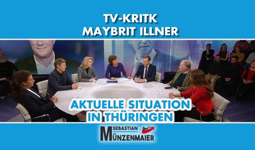 TV-Kritik: Thüringen-Talk bei Maybrit Illner mit Gauland