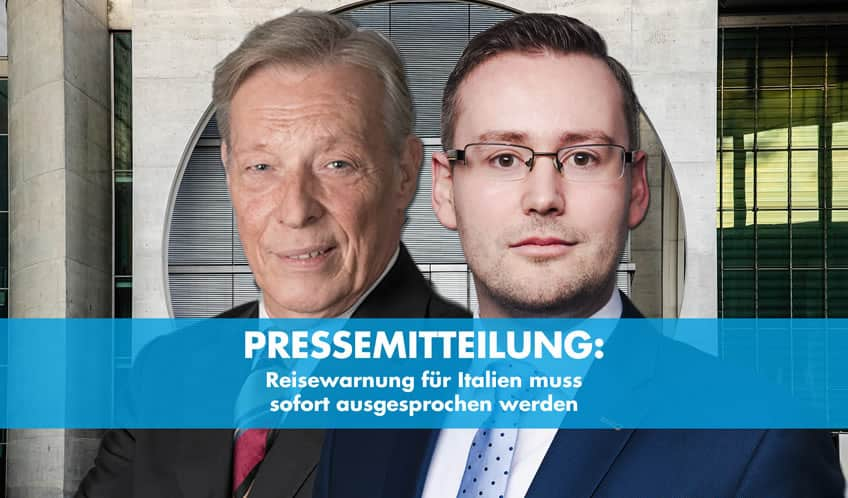 Münzenmaier / Hampel: Reisewarnung