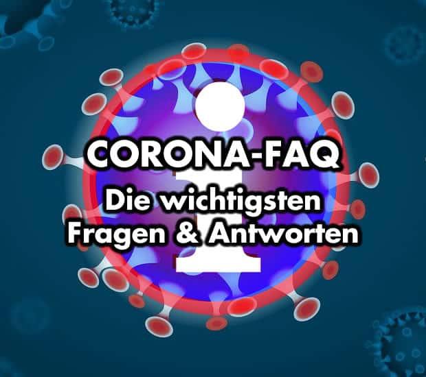 Zum Corona FAQ