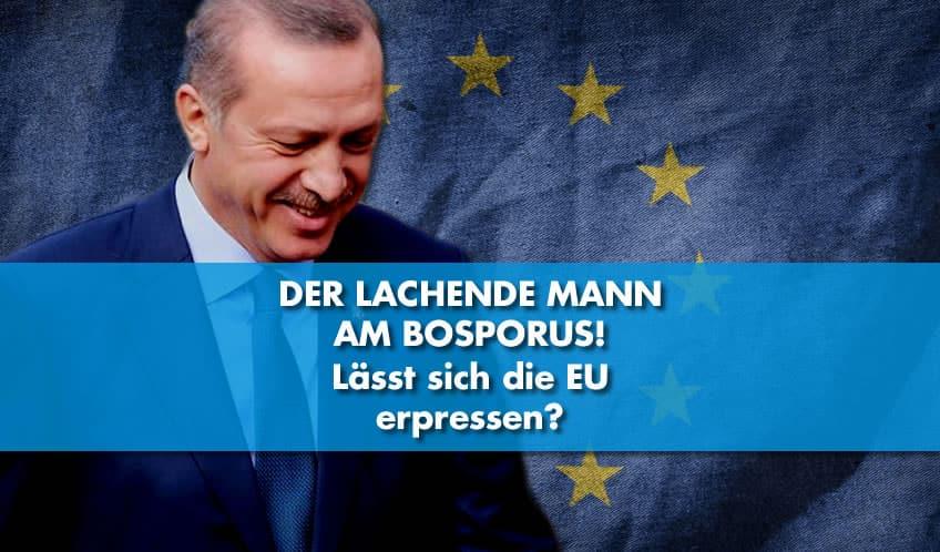 Erdogan: Der lachende Mann am Bosporus