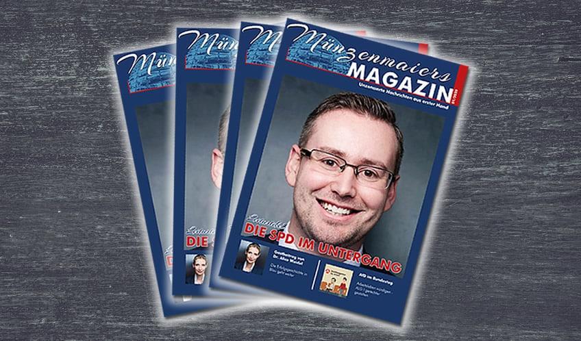 Münzenmaiers Magazin ist da!