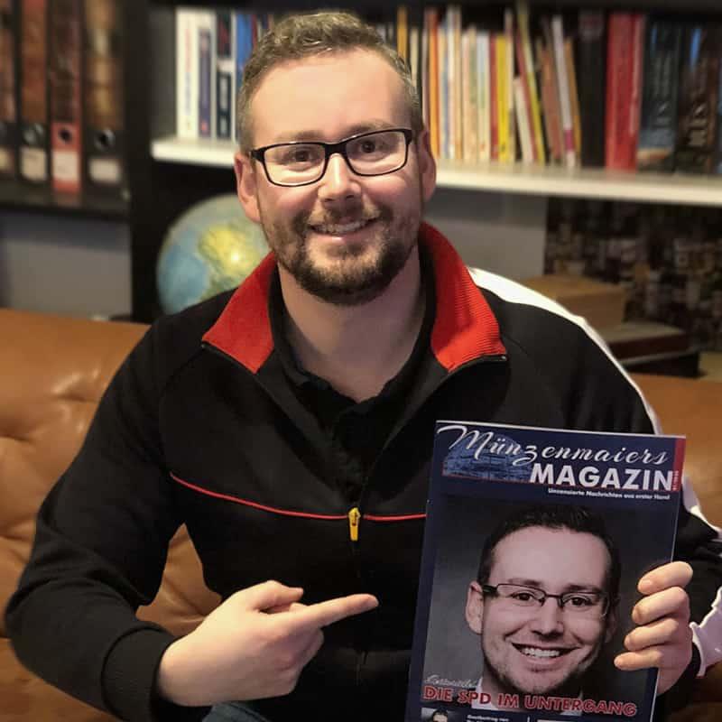 Sebastian Münzenmaier - Münzenmaiers Magazin