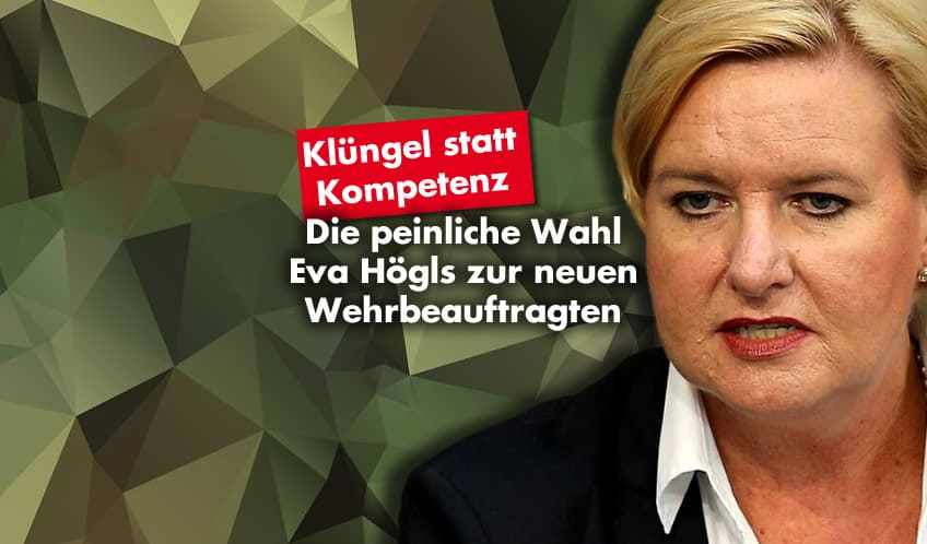 Eva Högl Wehrbeauftragte