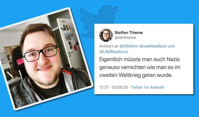 Steffen Thieme, SPD - Twitter