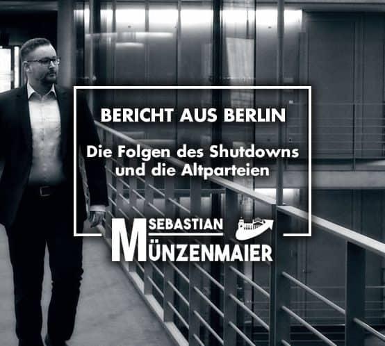 Bericht aus Berlin - Juni 2020