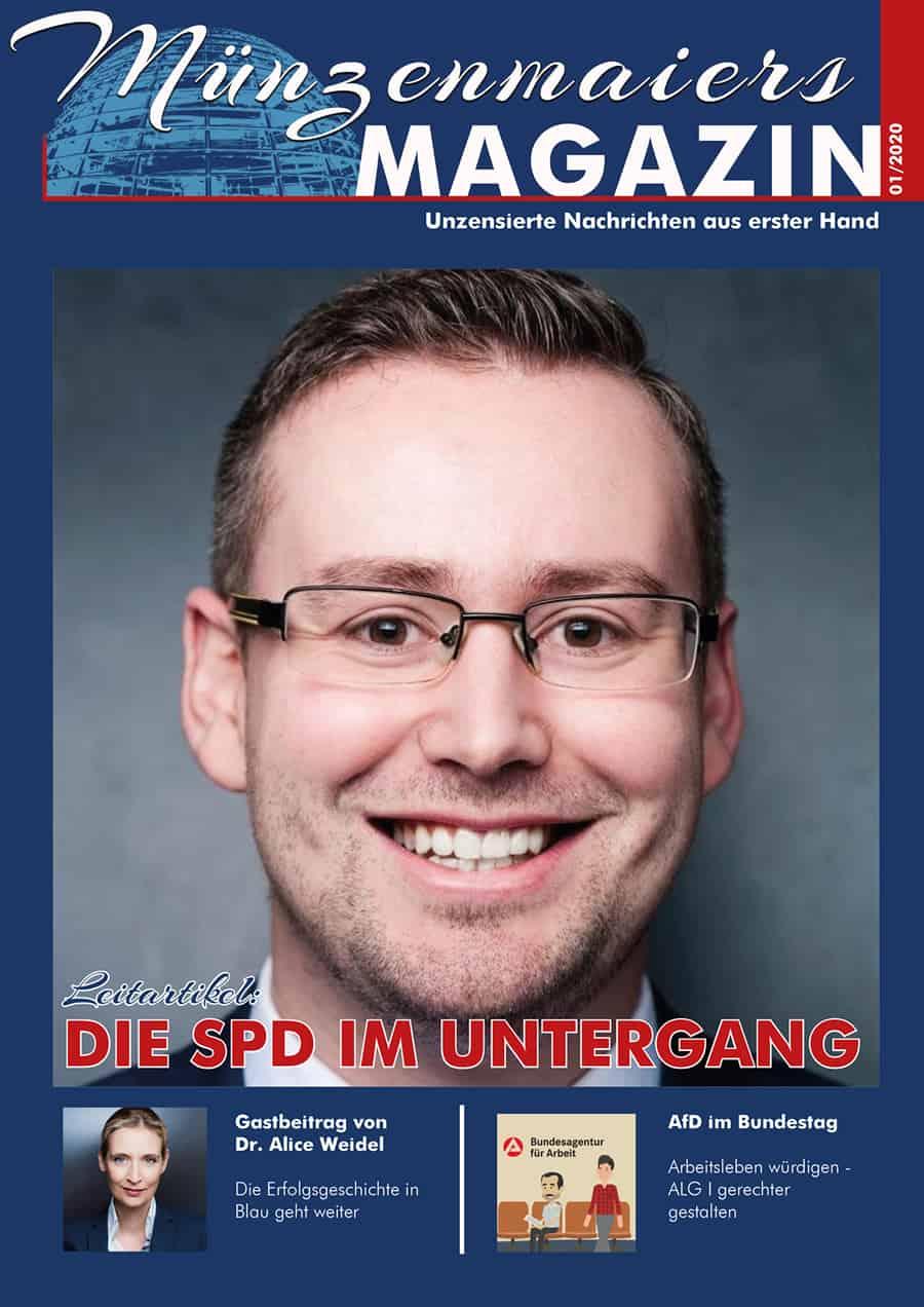 Münzenmaiers Magazin 01 / 2020