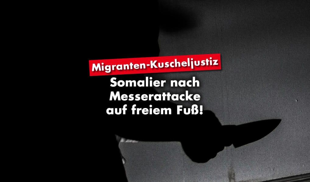 Migranten Kuscheljustiz