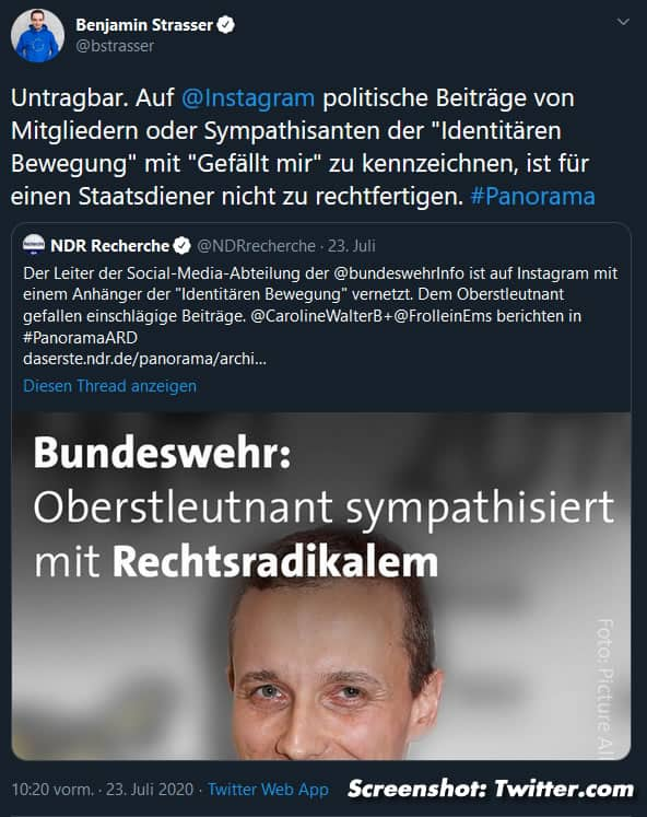 Panorama-Gate - Benjamin Strasser - Twitter