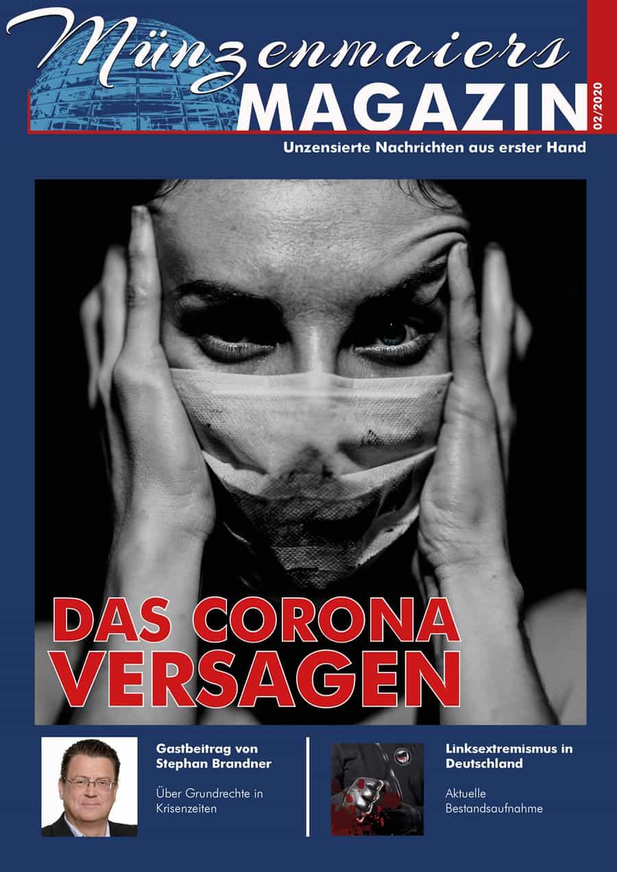 Münzenmaiers Magazin 02/2020