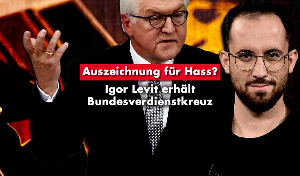 Igor Levit Bundesverdienstkreuz