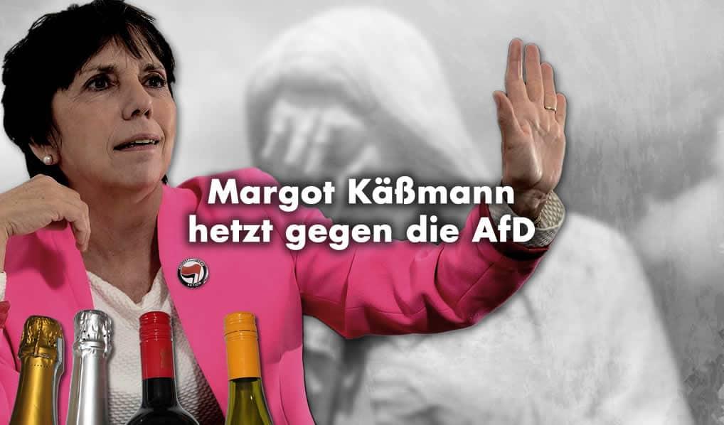 Margot Käßmann - AfD