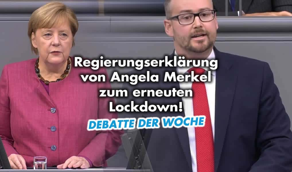 Debatte der Woche: Regierungserklärung der Kanzlerin