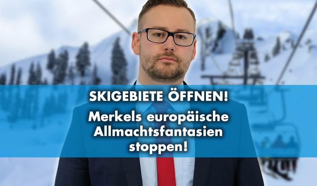 Münzenmaier: Skigebiete öffnen