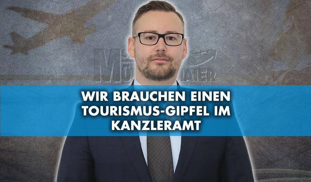 Pressemitteilung: Tourismus-Gipfel im Kanzleramt