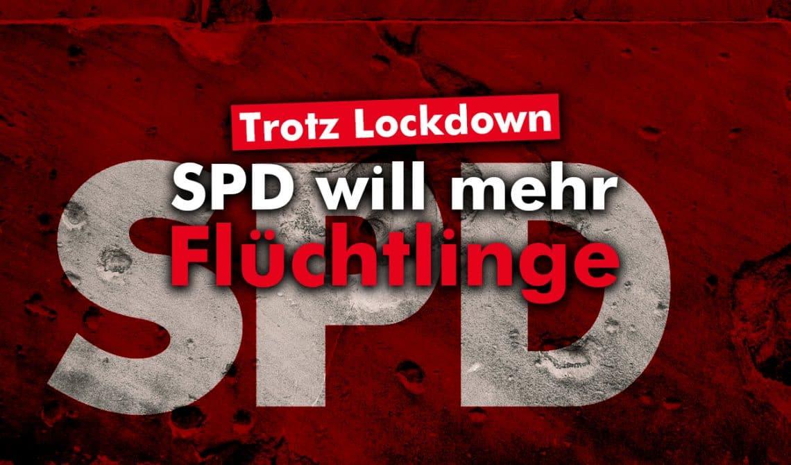 SPD will mehr Flüchtlinge nach Deutschland holen!