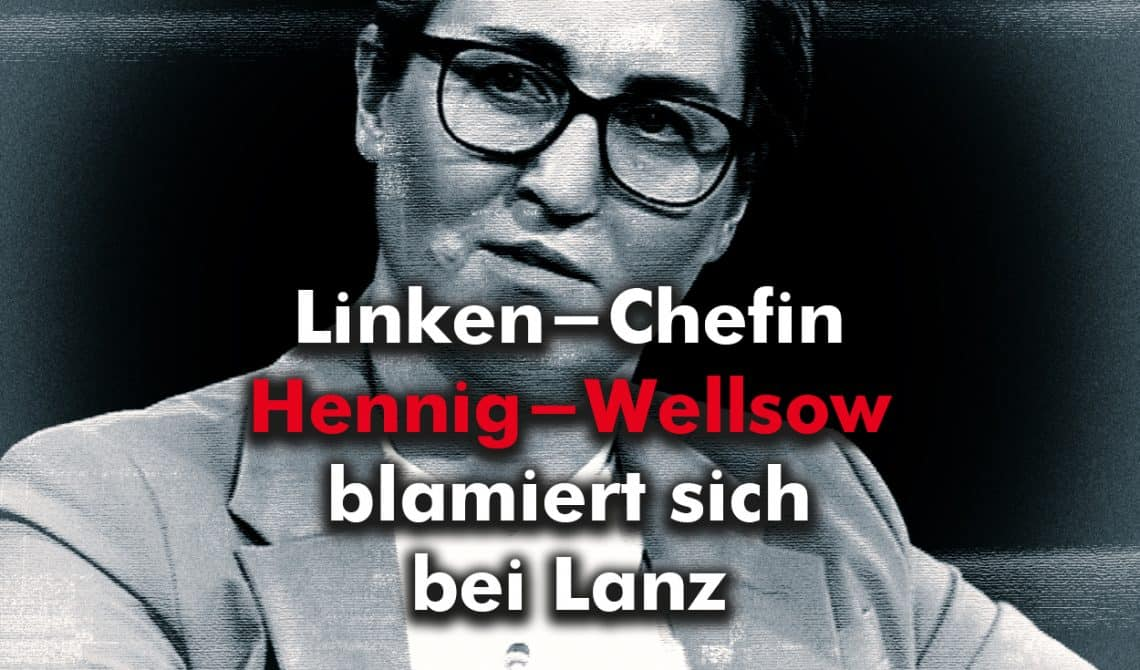 Hennig-Wellsow bei Markus Lanz