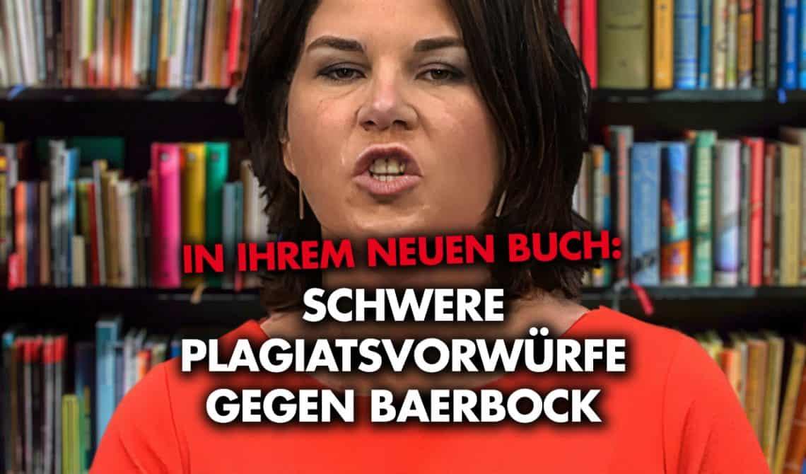 In ihrem neuen Buch: Schwere Plagiatsvorwürfe gegen Baerbock