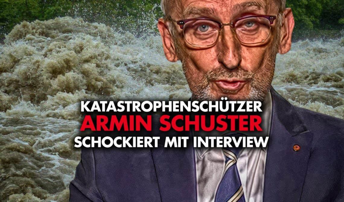 Armin Schuster schockiert mit Interview