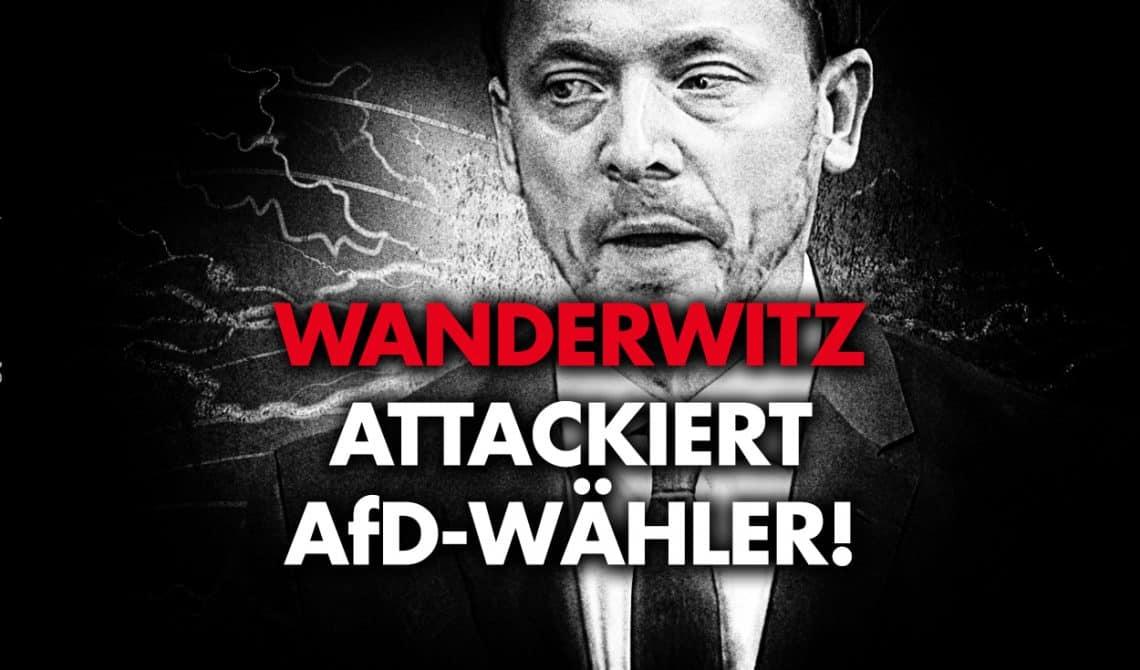 Wanderwitz attackiert AfD-Wähler