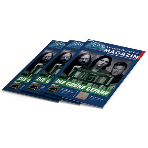 Präsentation - Münzenmaiers Magazin 02 / 2021