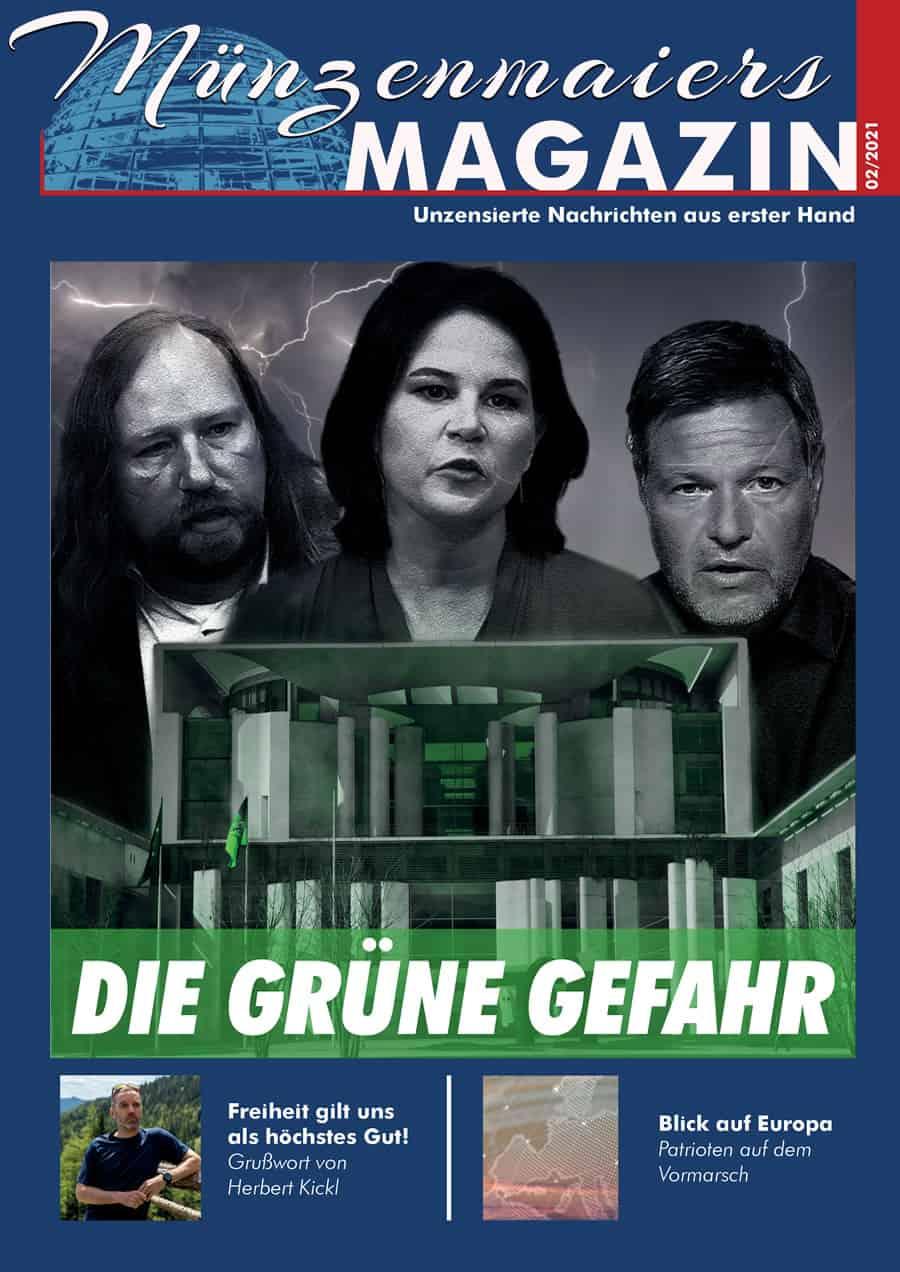 Münzenmaiers Magazin - Ausgabe 02/2021