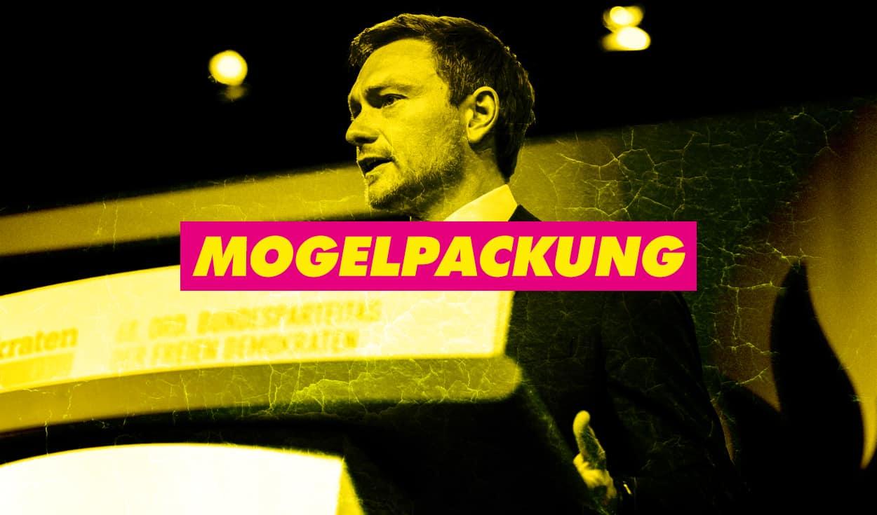 FDP - Mogelpackung