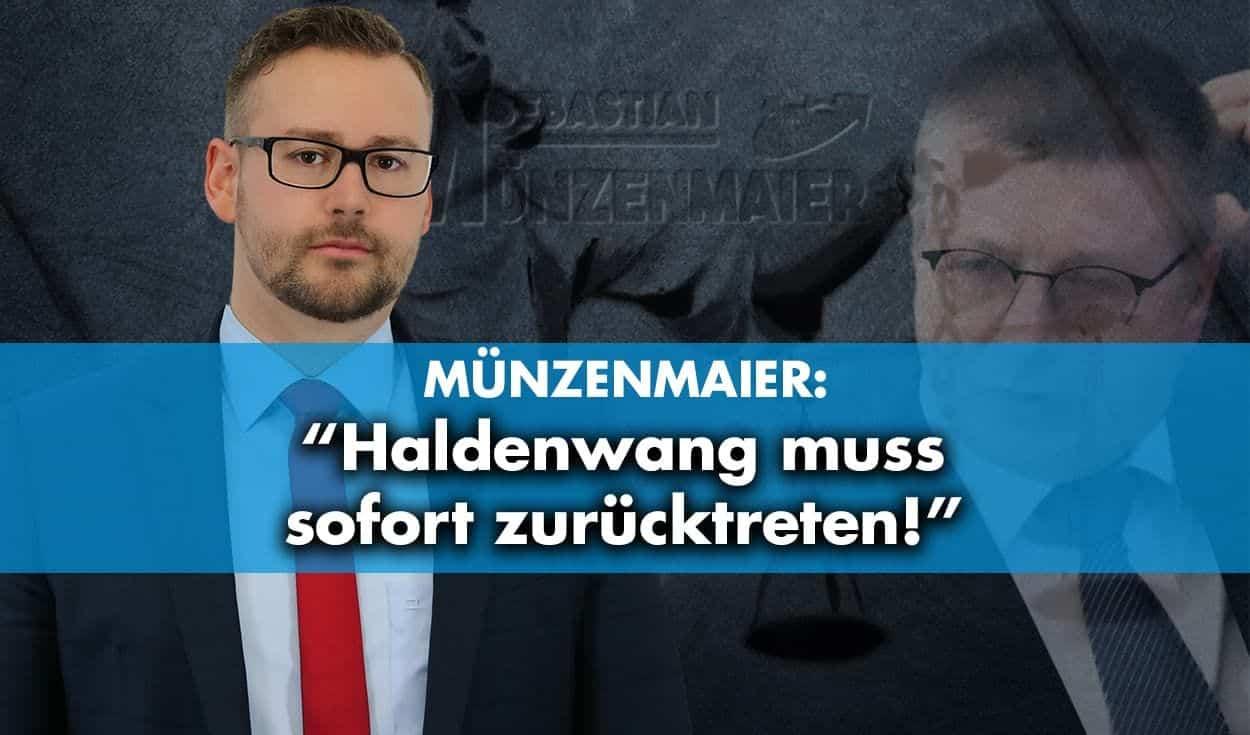 Nach Urteil des VG Köln: Haldenwang muss sofort zurücktreten!